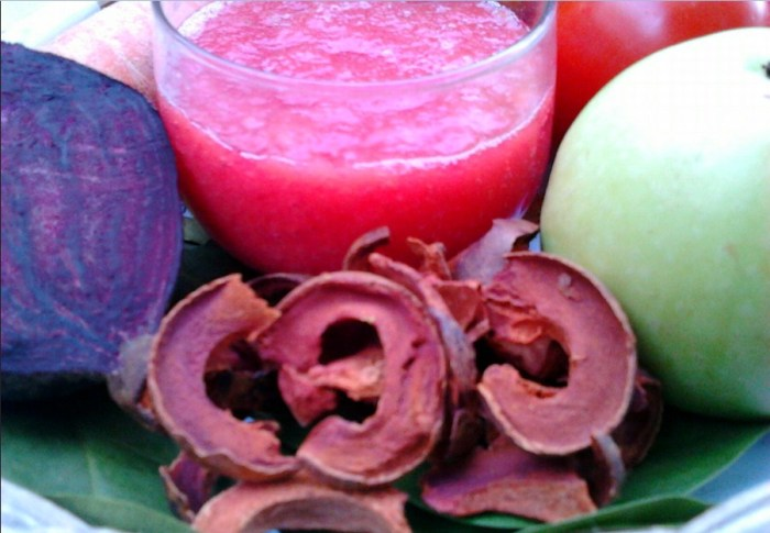 Mangosteen peel have content xanthone compounds